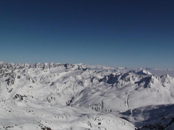 Alpen um Andermatt Gemsstock