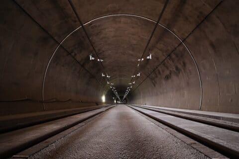 Autofahrer aufgepasst - Unfall im Tunnel