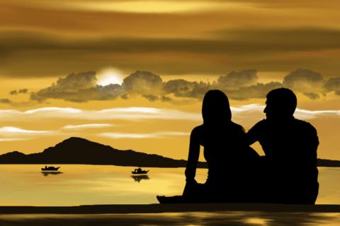 Bedingungslose Liebe-Loslasssen