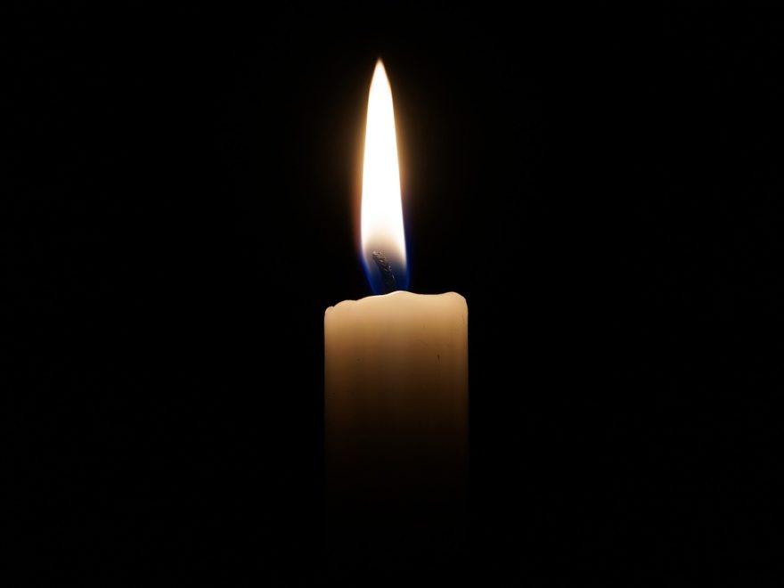 Die Kerze als Symbol des loslassen