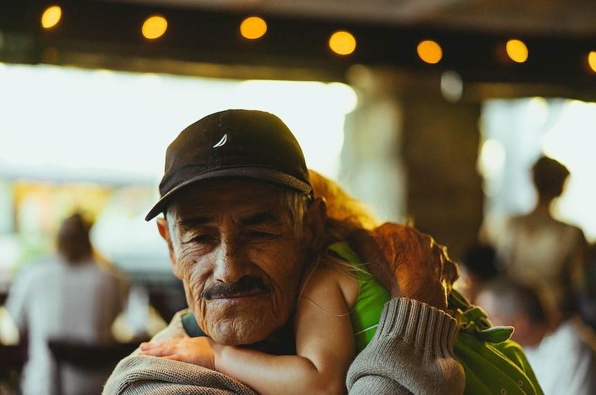 Die Sehnsucht nach dem geliebten Menschen