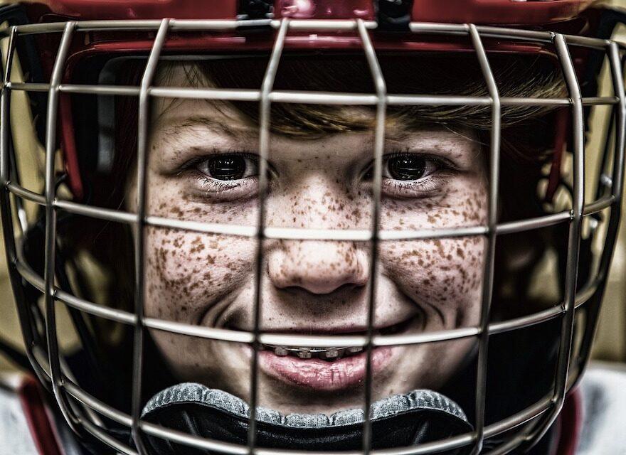 Ein Weltklasse Tor im Eishockey!