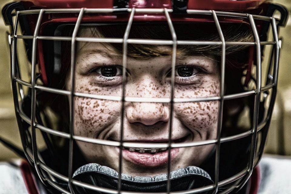 Eishockey im richtigen Moment loslassen- Ein Weltklasse Tor im Eishockey!