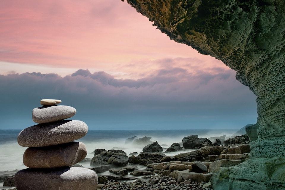 Eine Geschichte aus dem Zen - Gedanken Loslassen