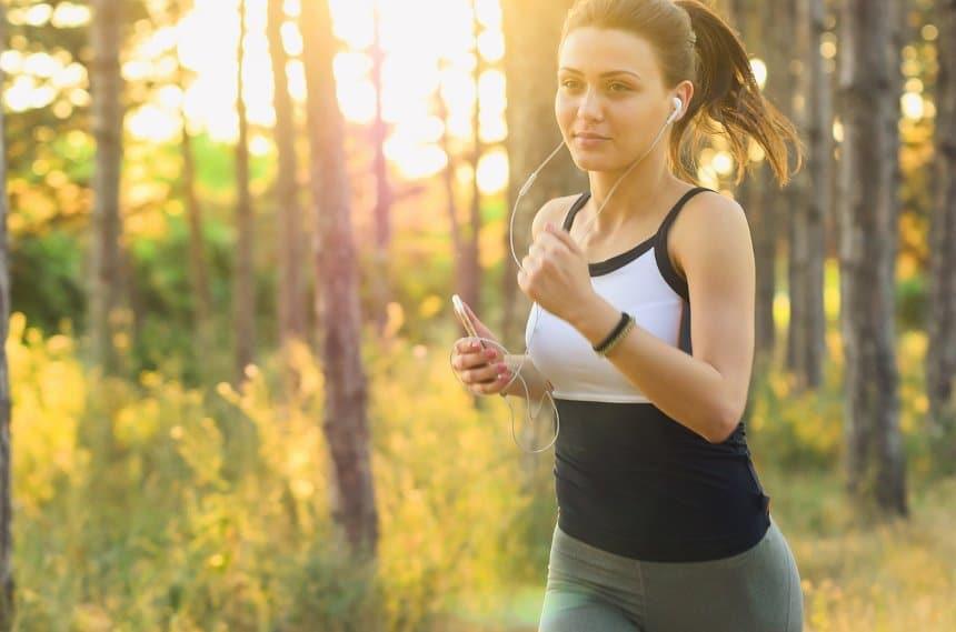 Ernährung, Fitness und Schönheit