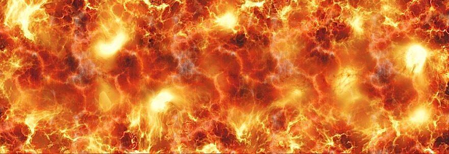 Explosionen mit high speed Kamera gefilmt