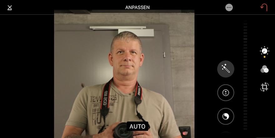 Speziell für iPhone Benutzer - Fotos aufnehmen und bearbeiten mit deinem iPhone
