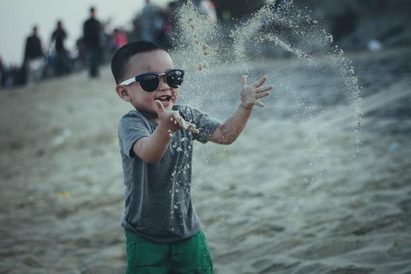 Fun Video von Kinder auf dem loslassen.li Blog- echt lustige Video