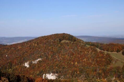 Herbstbaumbergkette Mümliswil