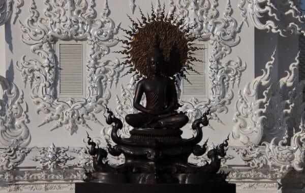 Buddha Statue - Die Reinkarnation Buddhas