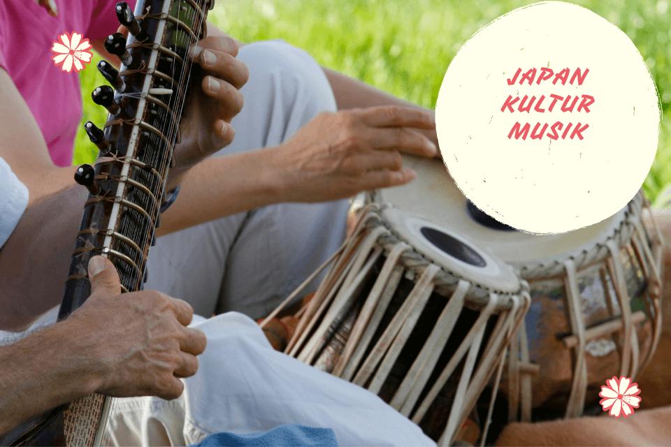 Traditionelle Japanische Musikinstrumente - Japan Musik und Kultur