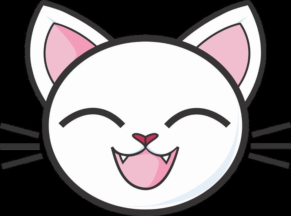 Körperliches Vergnügen einer Katze Maru