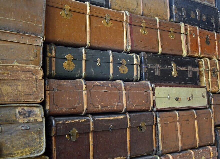 Kein Platz mehr im Gepäck? - Super gratis Pack-Anleitung!