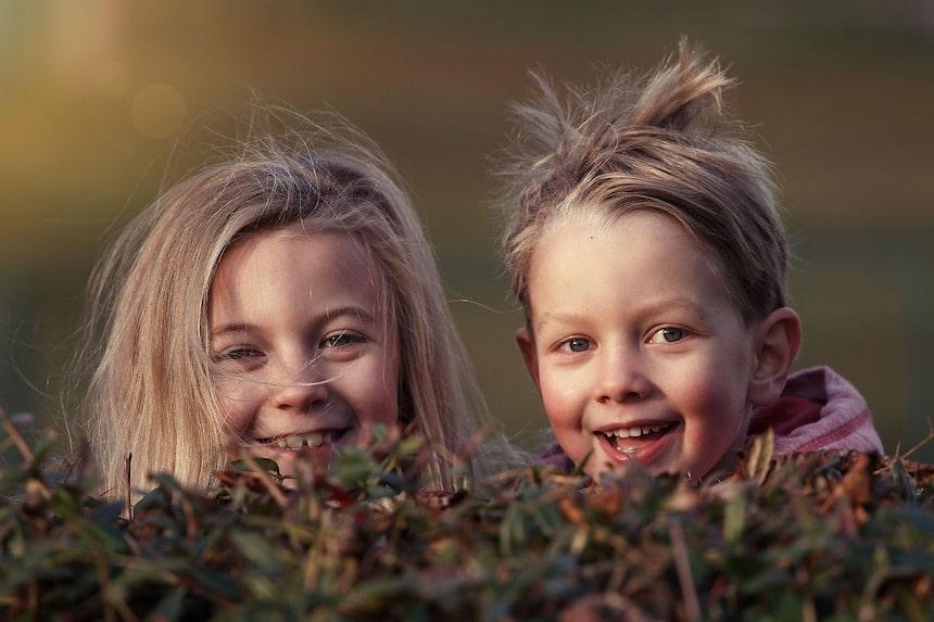 Kinder brauchen daher viel mehr und länger Begleitung
