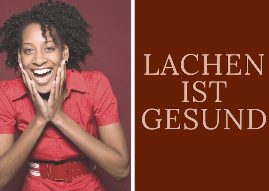 Lachen ist Gesund 2