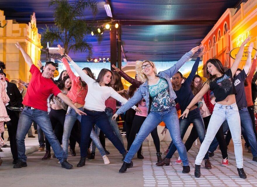 Lostanzen- Lust zum Tanzen