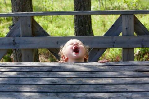 Lustige IKEA Werbung – fleissiges Kind