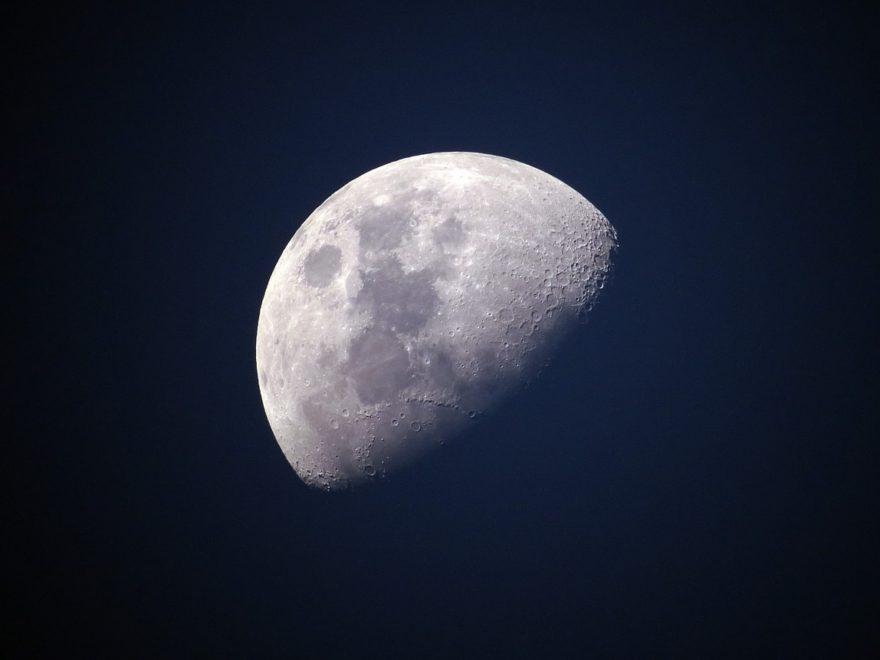 Wie entstand der Mond