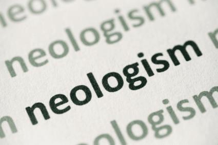 Bild mit der Aufschrift Neologismen