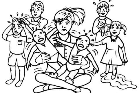 Schreiende Babys beruhigen