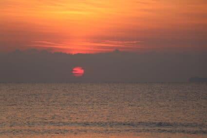 Sonnenaufgang Bedingungslose Liebe