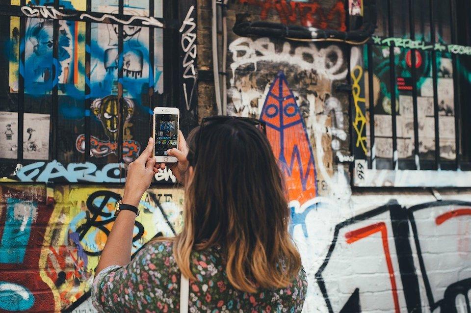 Speziell für iPhone Benutzer -Frau mach ein Foto - So machst du Fotos, die begeistern?!