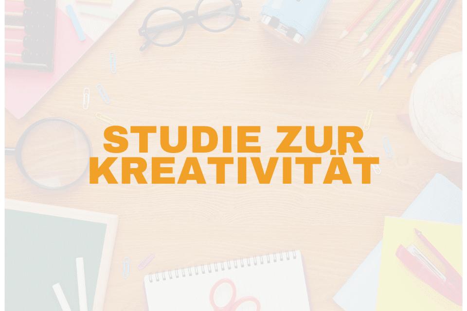 Studie zur Kreativität