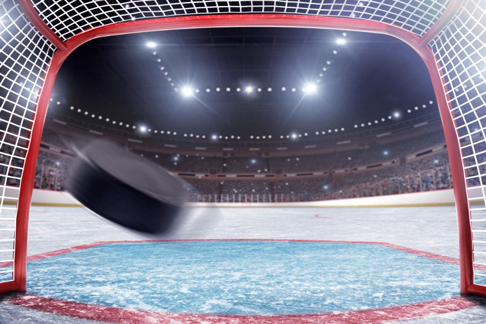 Bug im Tor - Supertor im Eishockey