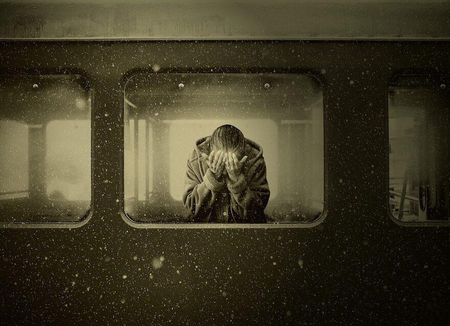 Unerwünschte Gedanken und Gefühle loslassen