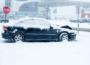 Viel Schnee und viel Blechschaden