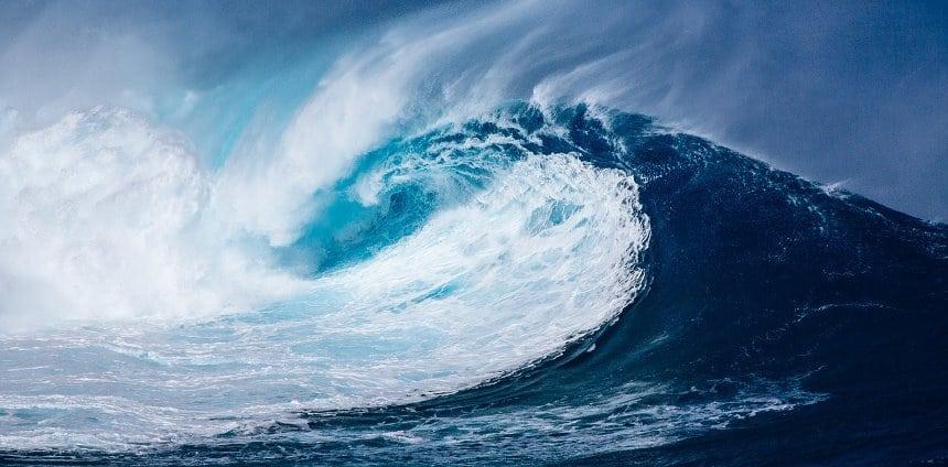 Wasser das stärkste Element