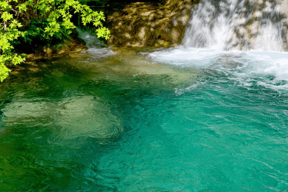 Wasserfall von Turgut
