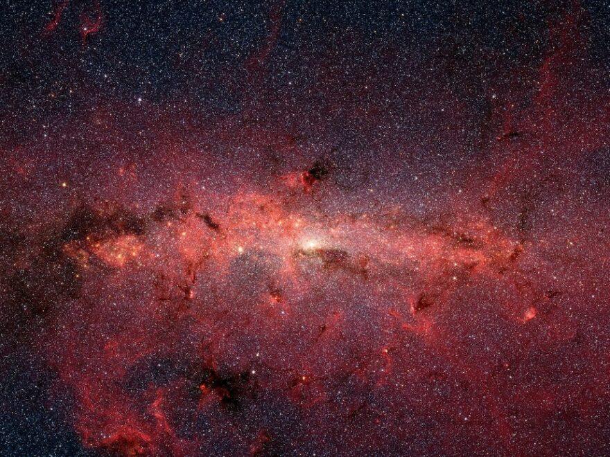 Weltraumbilder zum Loslassen
