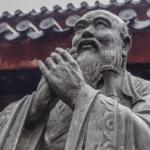 Wer ist Konfuzius? Statue von Konfuzis