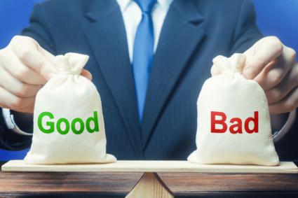 Gut und Schlecht - Wie wirkt sich Karma aus