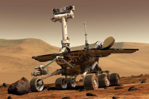 Das simple Geheimnis vom Mars - Marsmobile