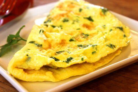 wie macht man eine Japanische Omelette
