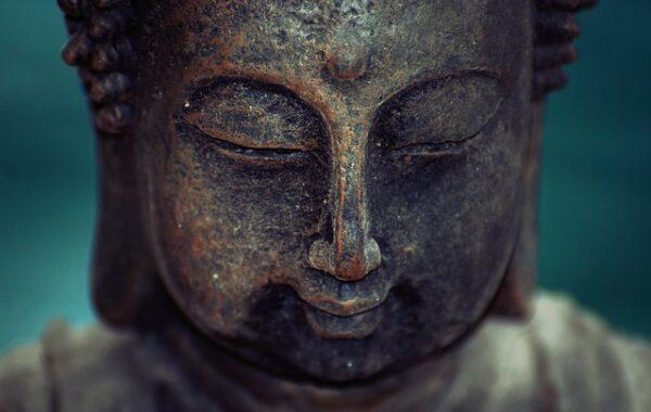 Figur Buddah Zitat